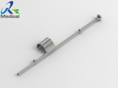 Doppler ultrasound puncture frame for GE RIC5-9-D,RIC6-12-D Probe